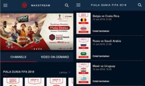 Nonton Streaming Piala Dunia 2018 Online Di Smartphone Gratis