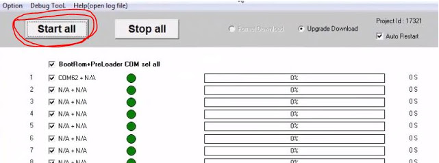 Cara Flashing Firmware OPPO F7 CPH1819 Lupa Pola