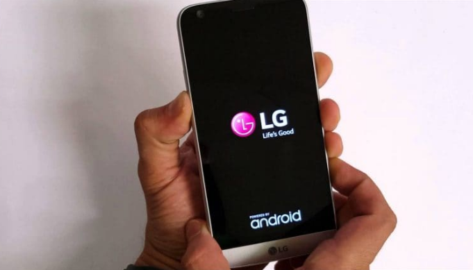 Cara Hard Reset LG G3