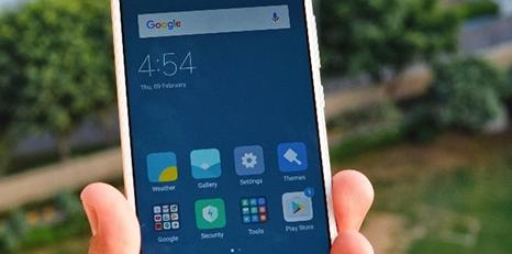 Cara Hard Reset Xiaomi Redmi Note 4