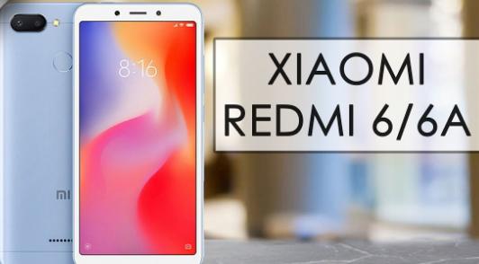 FlashingXiaomi Redmi 6A