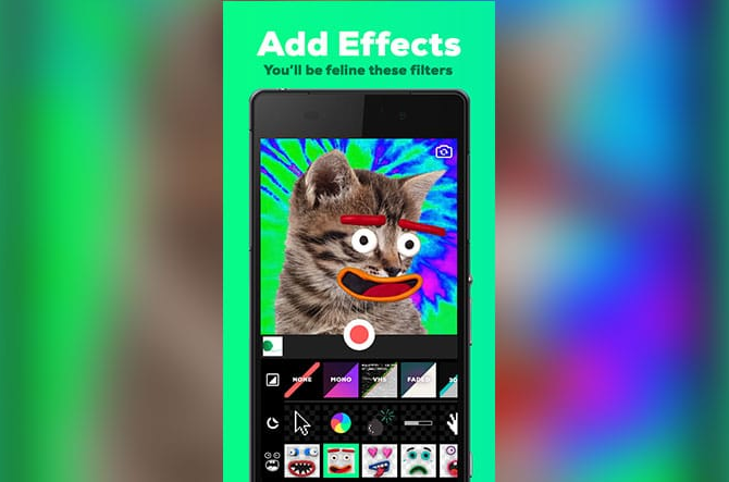 Membuat Gif di Android - Giphy Cam