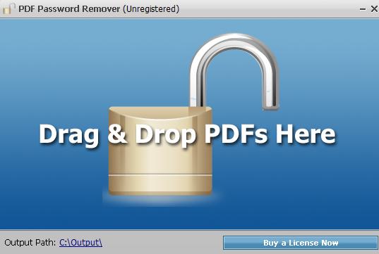 Membuka Password PDF