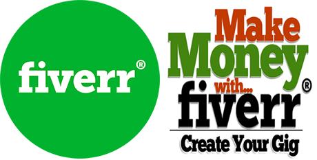 Upload Video Dapat Uang Menjadi Freelance di Fiverr