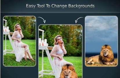 aplikasi ganti background foto android