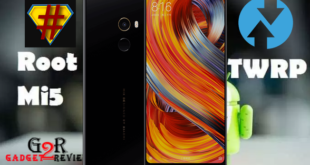 Cara Install TWRP Xiaomi Mi MIX 2 (Chiron) dan Update ROM MIUI 10