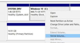 Cara Membuat Partisi Hard Disk di Windows 10 Dengan Mudah