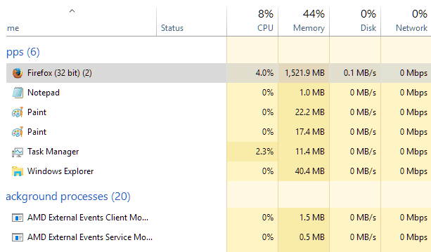 Cara Mengatasi CPU Usage 100% Pada Windows PC