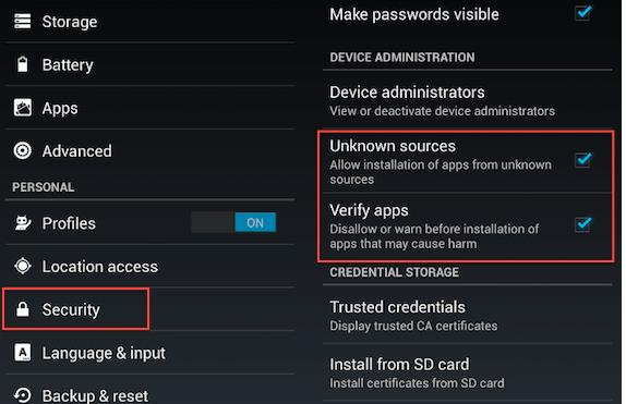 Cara Mengatasi Tidak Bisa Install APK di HP Android