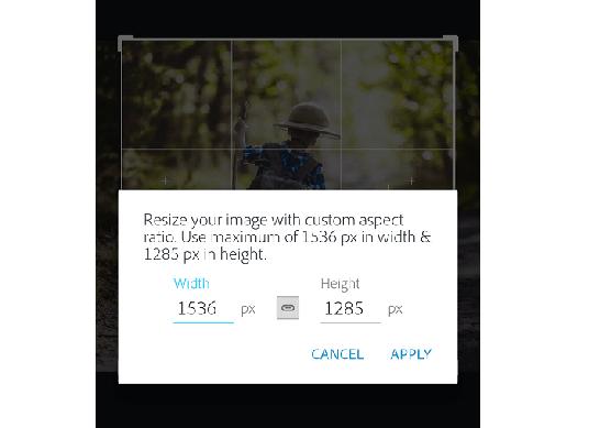Cara Mengecilkan Ukuran Foto Dengan Photoshop Android