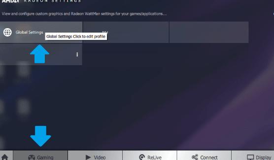 Fitur pada VGA AMD