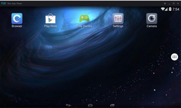 Install Nox Player - Cara Main Mobile Legends di Komputer atau PC dengan Emulator Android