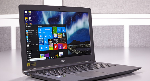 Laptop Gaming Terbaru Acer Aspire E5-553G