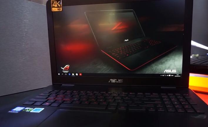 Laptop Gaming Terbaru Asus ROG G551VW