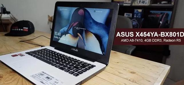 Laptop Gaming Terbaru Asus X454YA-BX801D