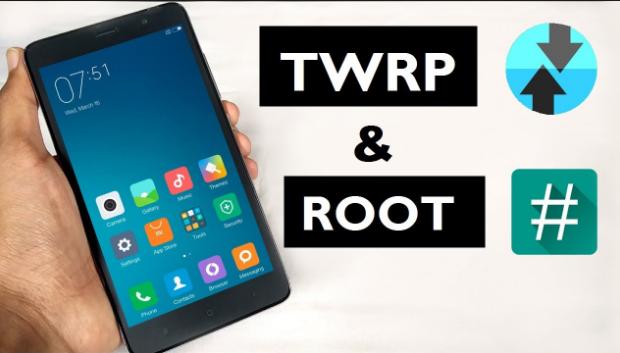 TWRP Recovery Xiaomi Mi 8