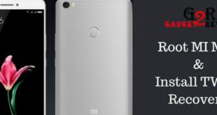 Tutorial Cara Root dan Install TWRP Xiaomi Mi Max Pro (Helium)