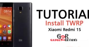 Tutorial Cara Root dan Install TWRP Xiaomi Redmi 1S (Armani)