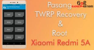 Tutorial Cara Root dan Install TWRP Xiaomi Redmi 5A (Riva)