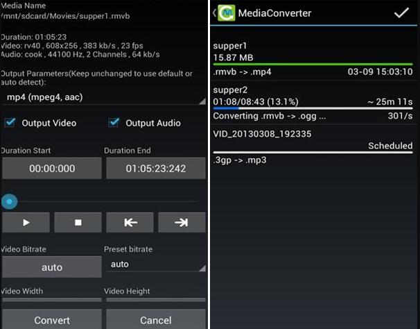 Aplikasi Convert Video Android Terpopuler dan Terbaik