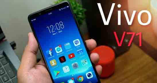 Cara Flash Vivo V71 Via QFIL [Tested]
