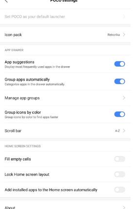 Cara Install Pocophone Launcher untuk Semua HP Android