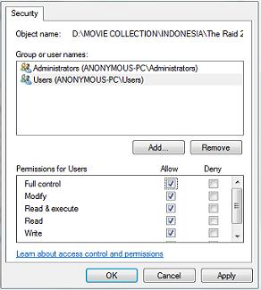 Cara Membuka File yang Terkunci Dengan Mudah