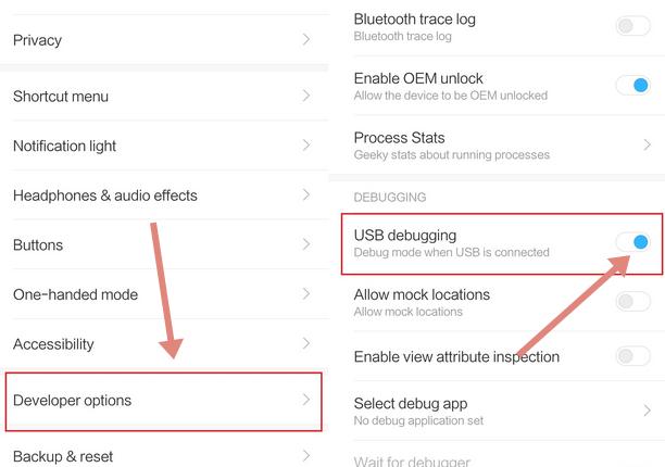 Cara Mengaktifkan USB Debugging dan Opsi Pengembang di HP Xiaomi
