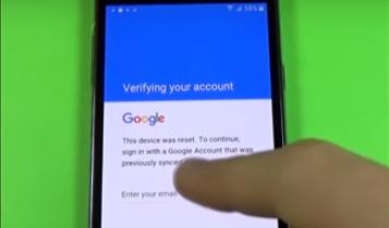 Cara Mengatasi Verifikasi Akun Google di HP Samsung