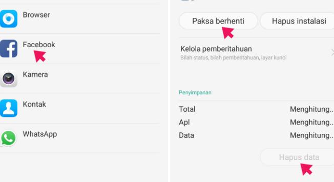 Cara Menghapus Data Aplikasi di HP Android Dengan Mudah