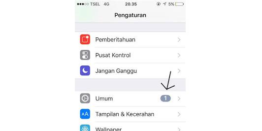 Cara Mengubah Nama Hotspot di iPhone Dengan Mudah