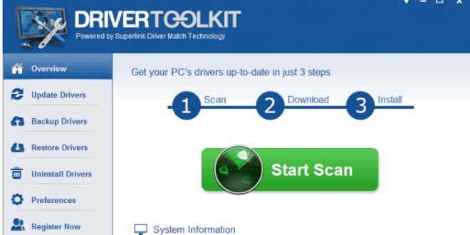 Cara Mudah Install Driver Menggunakan Driver Toolkit
