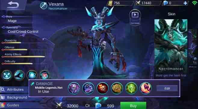 Hero Mage Terkuat di Mobile Legends Menurut Rasio KDA September 2018
