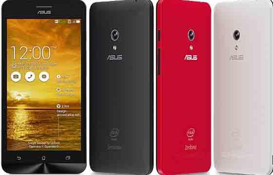 Koleksi Firmware Asus ZenFone 5 (A500CG – A501CG)