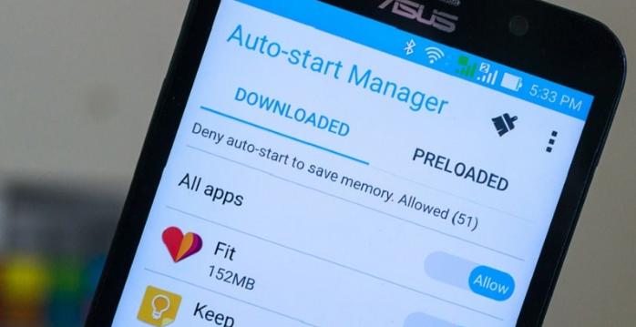 Mau Menonaktifkan Aplikasi Startup di HP ASUS ? Ikuti Cara Ini