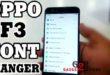 Cara Ganti Font OPPO F3 Tanpa Root