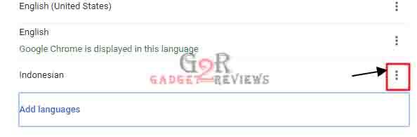 Cara Mudah Mengganti Bahasa di Google Chrome