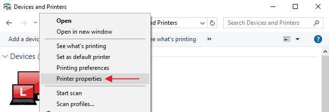 Langkah-langkah Cara Sharing Printer di Windows 10
