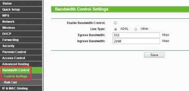 Membatasi Pengguna WiFi Dengan Fitur Bandwidth Management pada Router