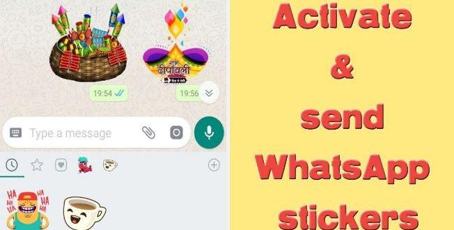 Cara Membuat Stiker WhatsApp Sendiri Memakai Aplikasi Personal Stickers