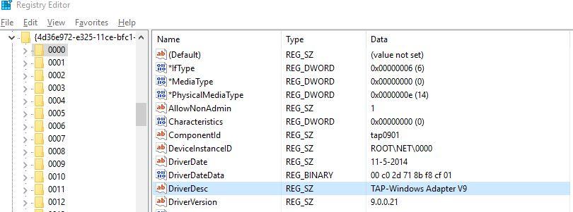 Cara Mengubah Mac Address di Windows 10 Dengan Mudah