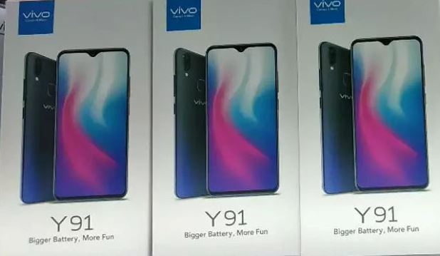 Harga dan Spesifikasi Vivo Y91