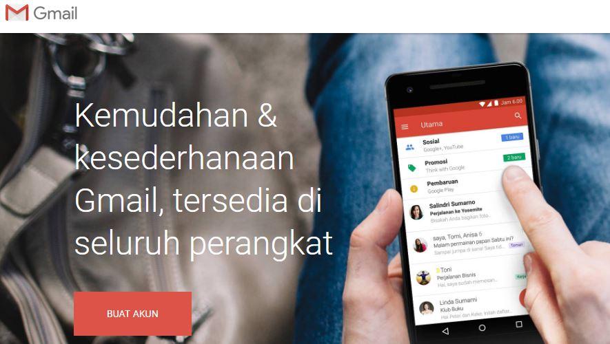 Cara Mengatasi Lupa Sandi Gmail atau Akun Google Terbaru