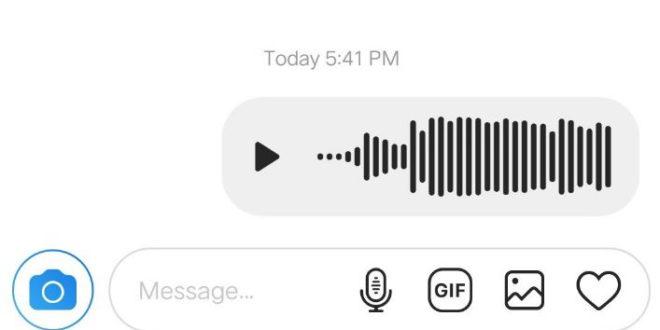 Cara Mengatasi Pesan Suara di Direct Message Instagram Tidak Muncul
