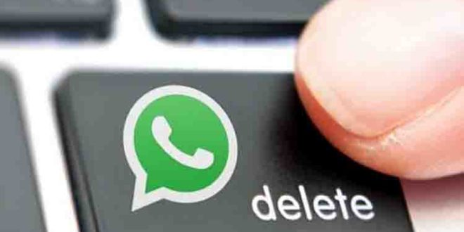 Cara Menghapus Akun WhatsApp Secara Permanen dan Benar