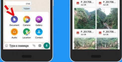 Cara Mengirim Foto Kualitas Tinggi di WhatsApp dengan Mudah