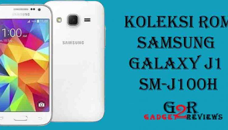 Koleksi Stock ROM Terbaru / Firmware Samsung Galaxy J1 SM