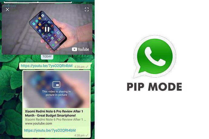 Resmi Dirilis, Begini Cara Menggunakan Fitur Picture in Picture di WhatsApp