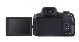 Spesifikasi dan Harga Kamera Canon PowerShot SX70 HS Terbaru