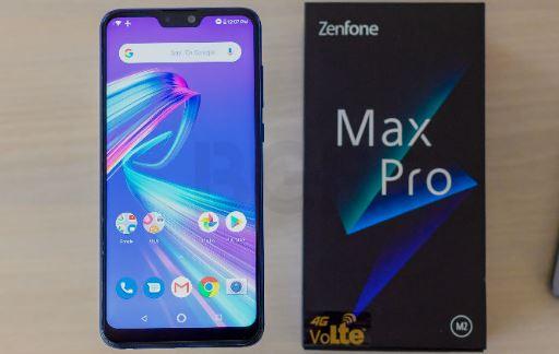 Cara Instal Tema Asus Zenfone Max Pro M2 Tanpa Root Mudah